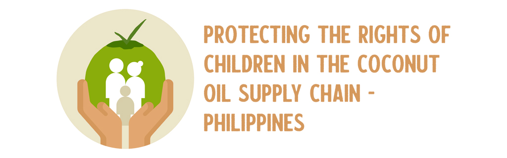 Protecting the rights of children in the coconut oil supply chain